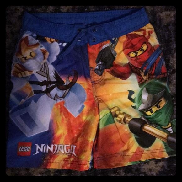 80965c7a67 Lego Other - Lego Ninjago swim shorts trunks